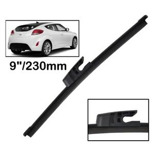 High Quality Rear Wiper Blade For HYUNDAI Veloster 2012 2013 2014 2015 2016 2017