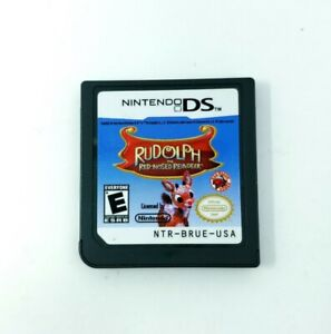 Rudolph the Red-Nosed Reindeer (Nintendo DS, 2010) Tested