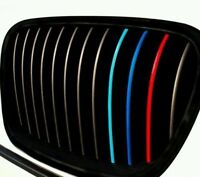 Performance M/// Streifen BMW Nieren E12 E28 E34 E39 E60 E61 F07 F10 F18 5er