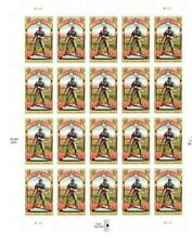 Take Me Out Ballgame Baseball 4341 42 cent Mint NH Stamp Sheet 2008 Free Ship
