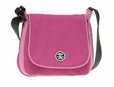 Crumpler The Status Belly Messenger Bag Hand Shoulder Bag (hot pink/dk pink)