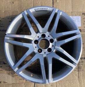 "Mercedes Benz E Class W212 W207 AMG Front Alloy Wheel A2124014702 8.5Jx19H2 19"""