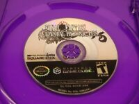 Final Fantasy: Crystal Chronicles (Nintendo GameCube, 2004) Disc Only