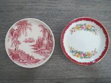 fine bone china Johnson Bros watermill/stafforshire England trinket dish