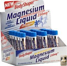 Weider Bodyshaper Magnesium Liquid Ampullen 20 X 25ml PZN 8056253