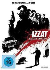 Izzat - A Killer Thriller, 1 DVD