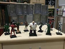 Figurines Eaglemoss Marvel Caïd Doc Doom Sandman Venom Spiderman