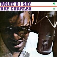 What'd I Say 8436542017879 by Ray Charles Vinyl Album
