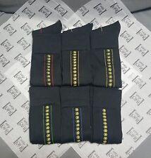 New Men's Over the Calf Nylon Dress Socks Gem Collection -MPN from 2 to 6 socks