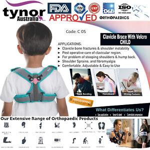 Tynor™ Paediatric Clavicle Brace Posture Corrector Back Support Adjustable Child