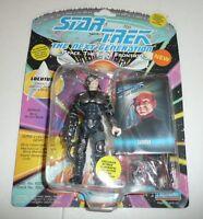 Star Trek Action Figure Locutus of Borg The Next Generation 1993 Capt Picard TNG