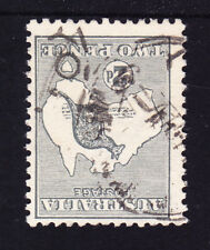 1913 - 2d Kangaroo 1st Watermark  inverted ACSC $75