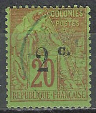 French Colonies Scott 53 MH LotBDP12105
