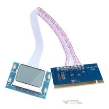 PCI Motherboard Analyzer Diagnostic Post Test Card for Laptop PC Computer New