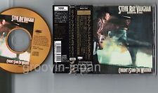 STEVIE RAY VAUGHAN Couldn't Stand The Weather JAPAN 24k GOLD SBM CD Obi ESCA7532
