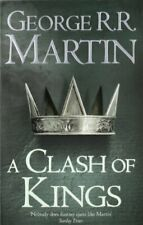 A Clash of Kings (A Song of Ice and Fire) by Martin, George R.R. Paperback Book