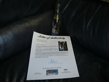 Ted Williams Autographed Moxie Bottle PSA Certified Rare