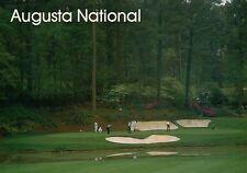 Augusta National Golf Club Course, Masters, Georgia, GA, 12th Green --- Postcard
