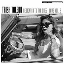 TRISH TOLEDO-DEDICATED TO THE ONES I LOVE VOL.2-IMPORT CD WITH JAP From japan