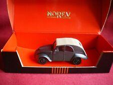 """NOREV Citroën 2CV Prototype """"Cyclope""""  1/43em (ligne noire)"""