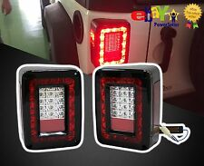 LED Tail Lights in Pair, FIT for Jeep Wrangler RUBICON 2007 up, OEM item