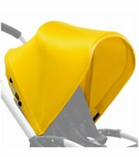 Bugaboo Bee 3 Sun Canopy, Fabric Stroller Cover Yellow New In Box