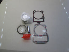 HONDA CG250 VERTICAL ENGINE PISTON/RING WITH CYLINDER GASKET AIR COOL ENGINE