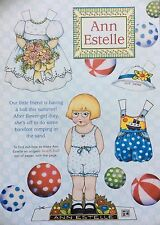 Mary Engelbreit Mag. Paper Doll, Ann Estelle, June/July 1997, Uncut