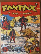 FANTAX  n° 28