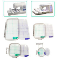 4-Piece Embroidery Hoop Set for Brother PE770 PE700 PE700LL Machine USA STOCK