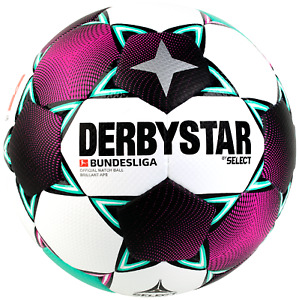 DERBYSTAR Bundesliga Spielball Brillant APS 2020/21
