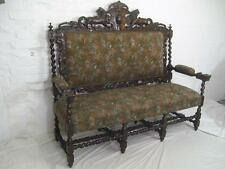 Oak Victorian Sofas & Chaises (1837-1901)
