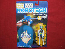 Robotech Max Sterling Action Figure Harmony Gold Macross Vintage Anime Manga Toy