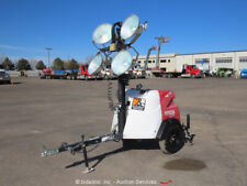 2016 Magnum Mlt6Sm Towable Diesel Light Tower Portable Generator Genset bidadoo
