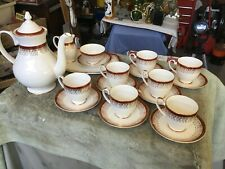 Majestic Royal Grafton fine bone China tea set