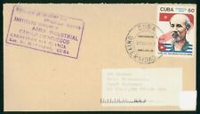Mayfairstamps Habana 1993 to St Paul USA cover wwo1399