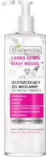 Bielenda White Carbon Face Cleansing Micellar Gel Mixed Oily Sensitive Skin 195g