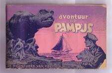 Kapitein Rob avontuur of PAMPUS -- old Amsterdam Sci-Fi comic book