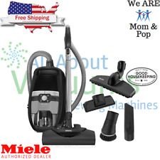 Miele Blizzard CX1 Electro+ Bagless Canister Vacuum Cleaner NEW