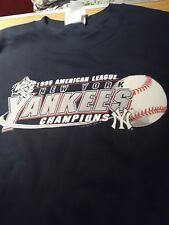New York Yankees MLB Vintage 1999 American League Champions Sweatshirt Size L