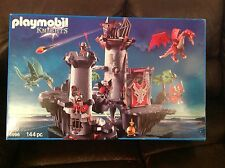 Playmobil 5996 dragon knights fortress castle brand new sealed free uk postage