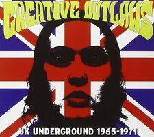 CREATIVE OUTLAWS-UK UNDERGROUND 1965-1971  CD NEU