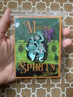 Disney 2019 Greeting Card Pin Haunted Mansion LE 4000 The Hitchhiking Ghosts