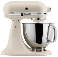 KitchenAid 5-Quart Artisan Tilt-Head Stand Mixer | Fresh Linen