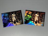 Geoffery Kondogbia 2016-17 Panini Aficionado 2 Base Card Lot With Artist's Proof