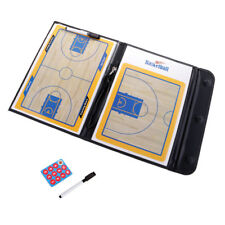 Pro Basketball Coaching Board Coaches Clipboard Dry Erase Board with Marker