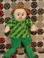 Wizard of Oz Sugar Loaf Lollipop Munchkin Stuffed Plush Doll TM Nice