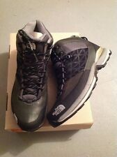 NIB NORTH FACE HAVOC MID GTX XCR HIKING BOOTS BLACK GREY WATERPROOF SIZE 11.5