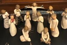 New ListingLot of 11 Willow Tree Angels Great Condition