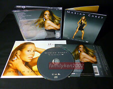 Taiwan Calendar Card + CD w/OBI NEW! Mariah Carey 2015 #1 to Infinity best hits